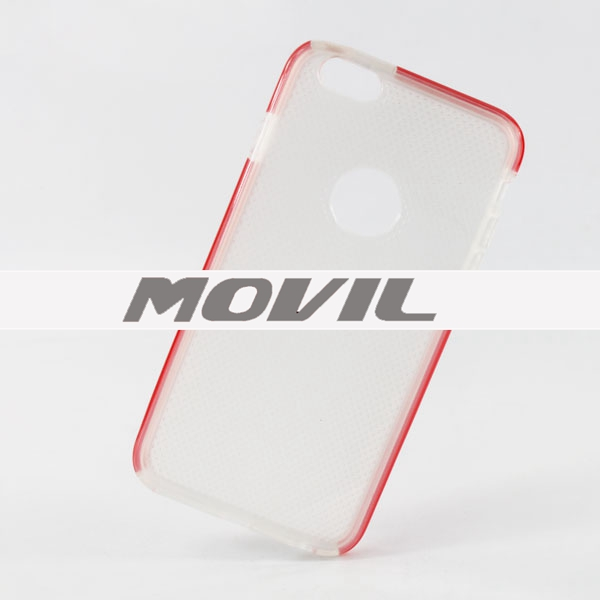 NP- 2193 Funda de TPU suave para Apple iPhone 6 plus-7